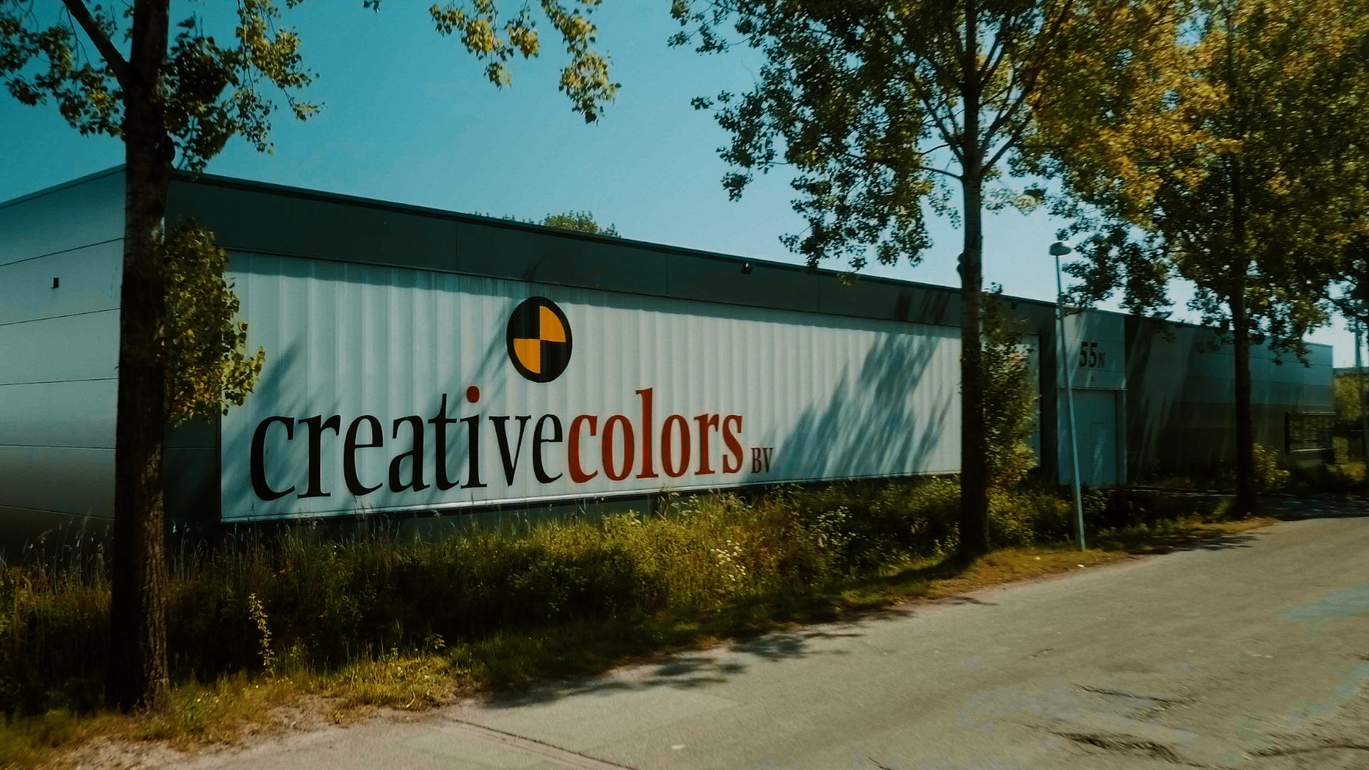 Uw Digiflor koopt u bij CreativeColors!